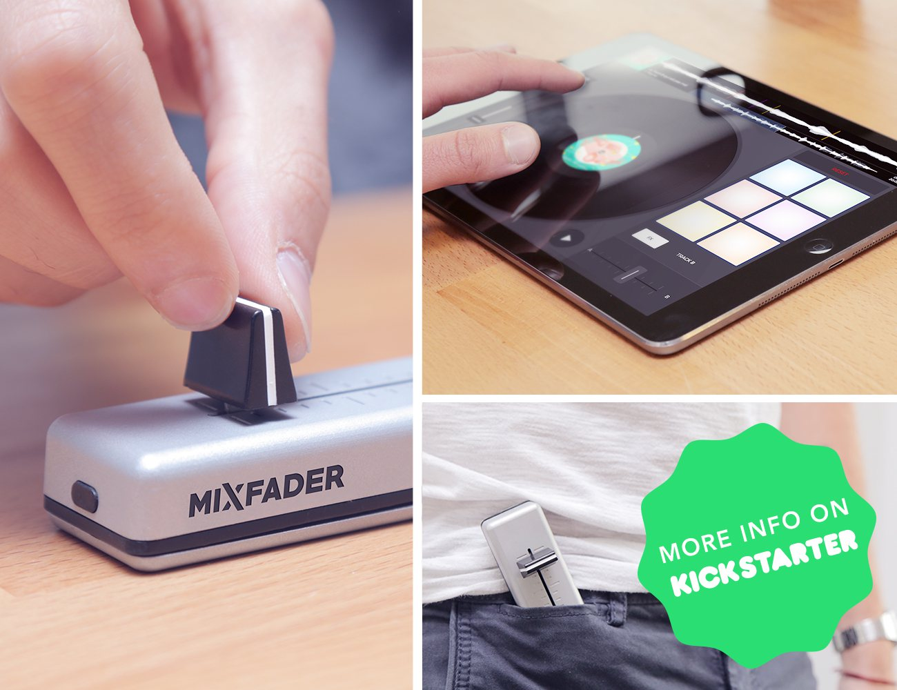 Mixfader – The World's #1 Connected Object For Becoming a DJ