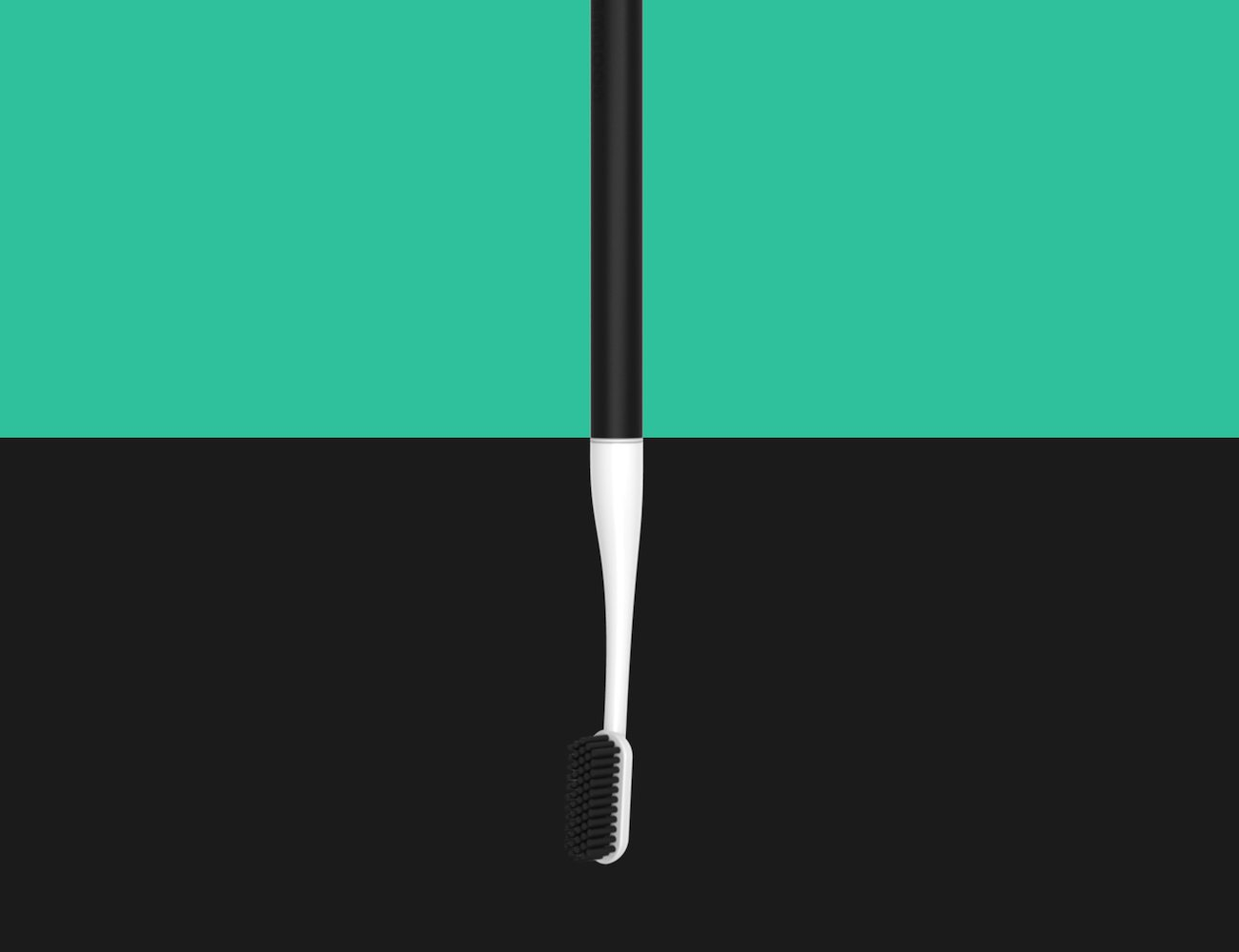 Modern Sustainable Toothbrush