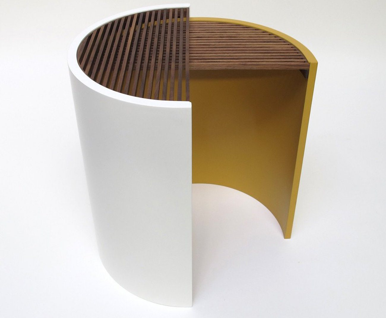 Moire Side Table