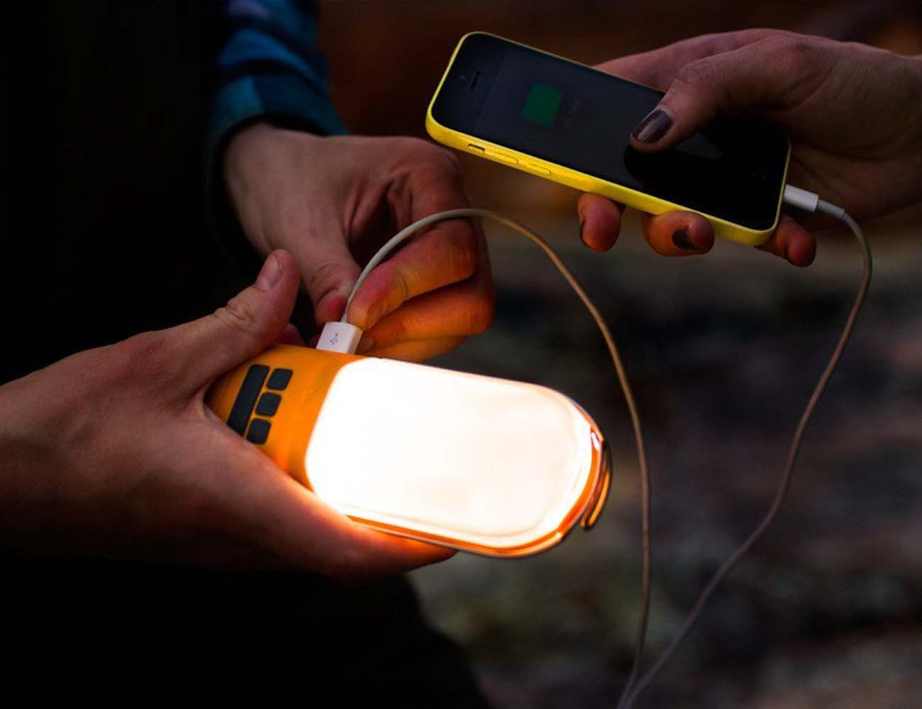 NanoGrid – Lighting & Charging Hub by BioLite