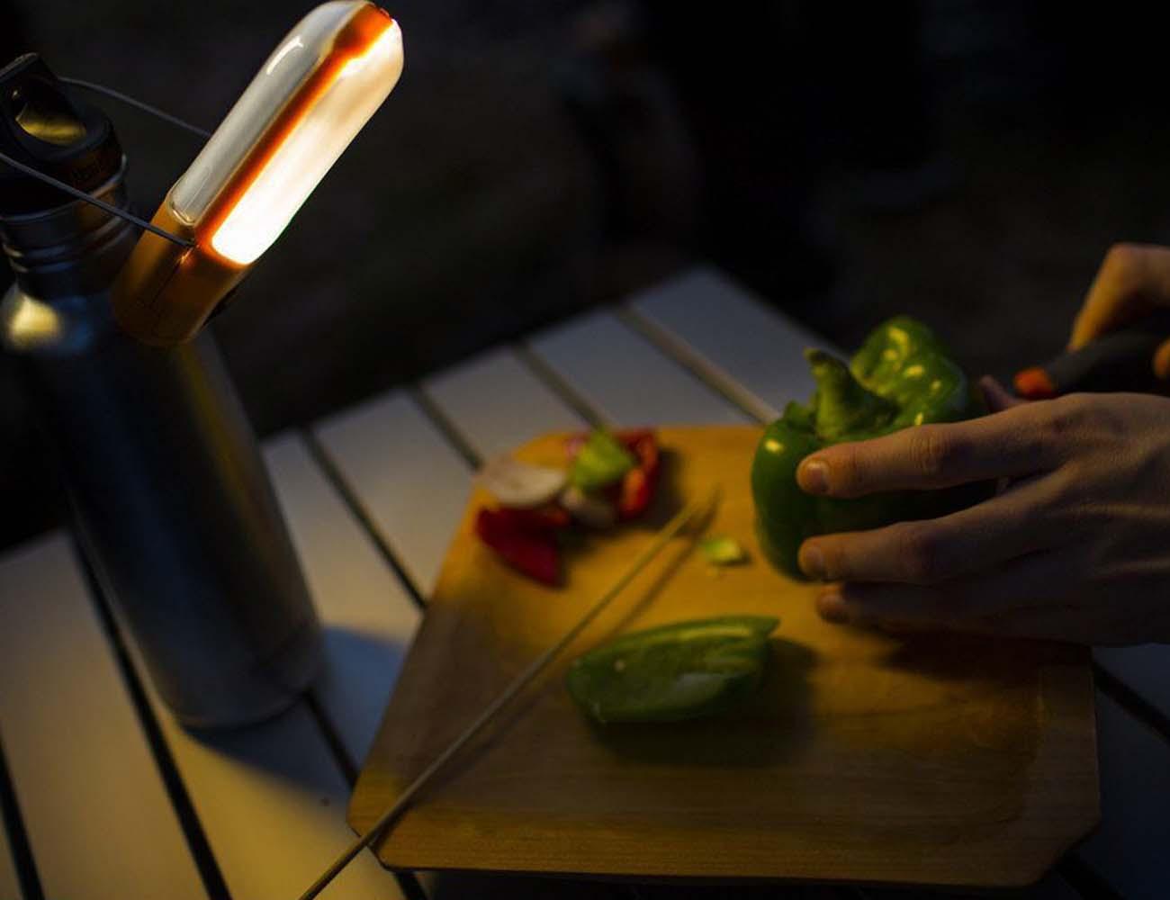NanoGrid – Lighting & Charging Hub by BioLite