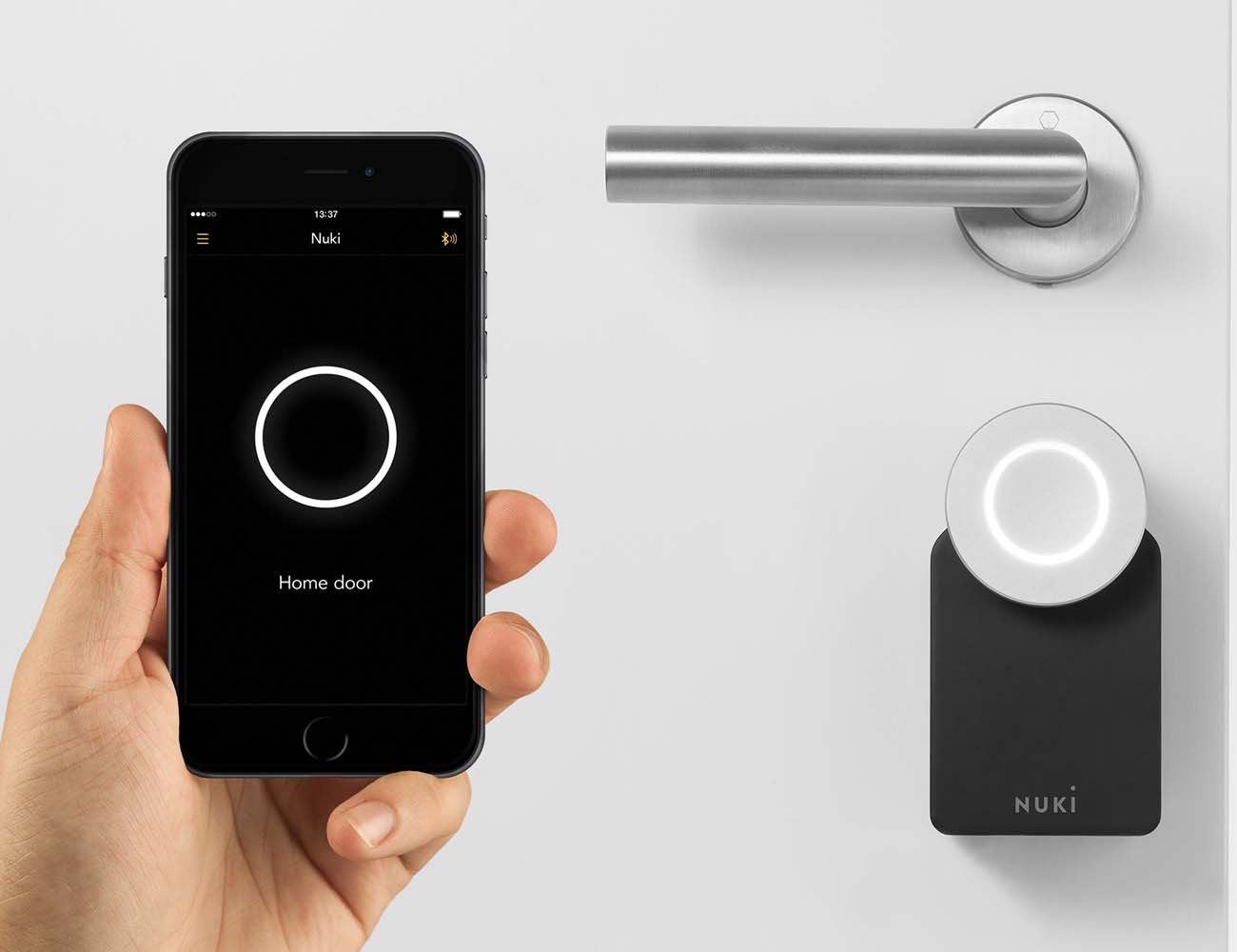 Noki: The Smart Doorlock For Europe