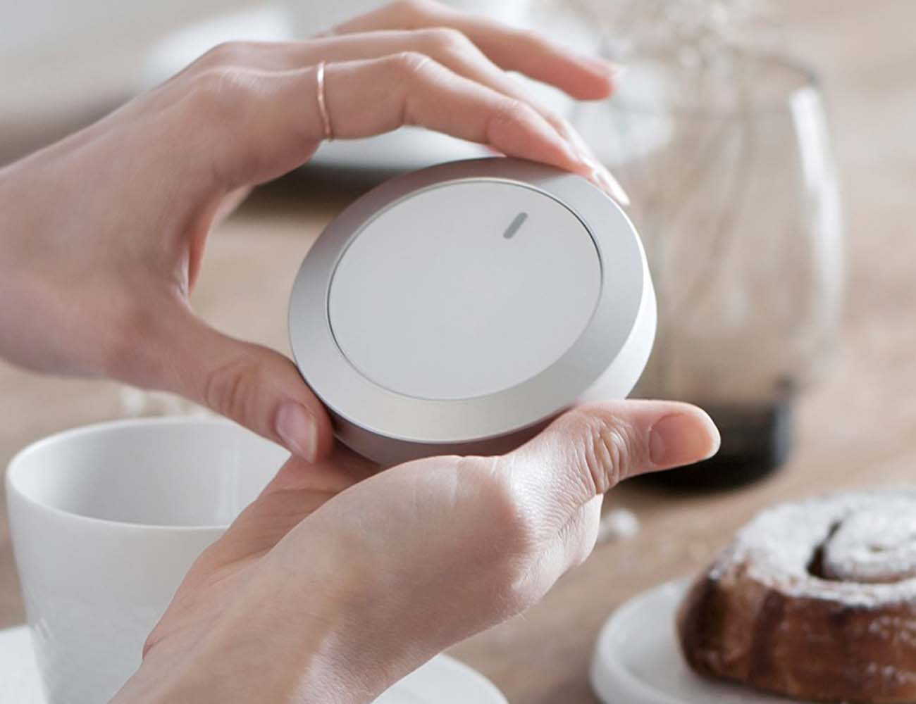 Nuimo: Seamless Smart Home Interface