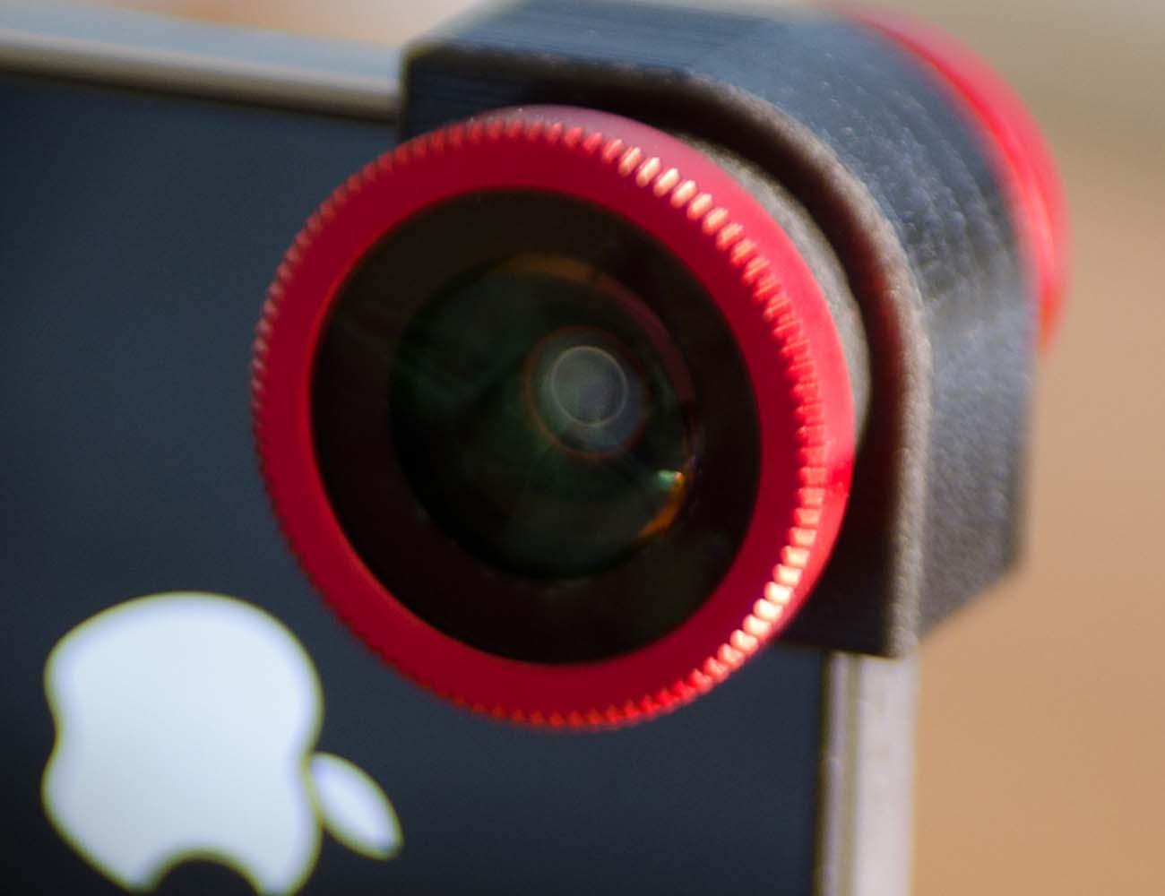Olloclip 4-in-1 Lens for iPad Air/Mini