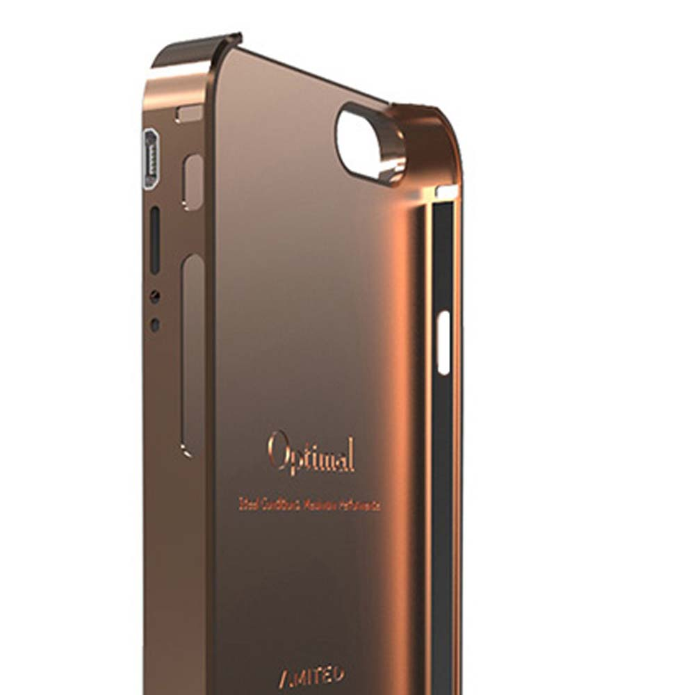 Optimal: The World's First Thermal Protection Case