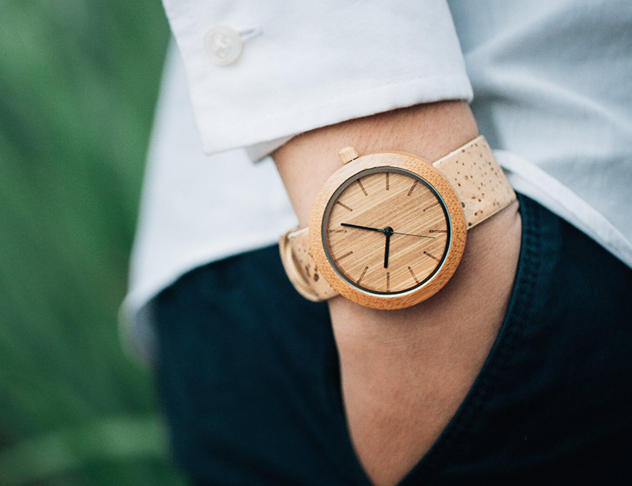 relogio natural watch product luxury s feminino women bamboo image collections watches maple culture