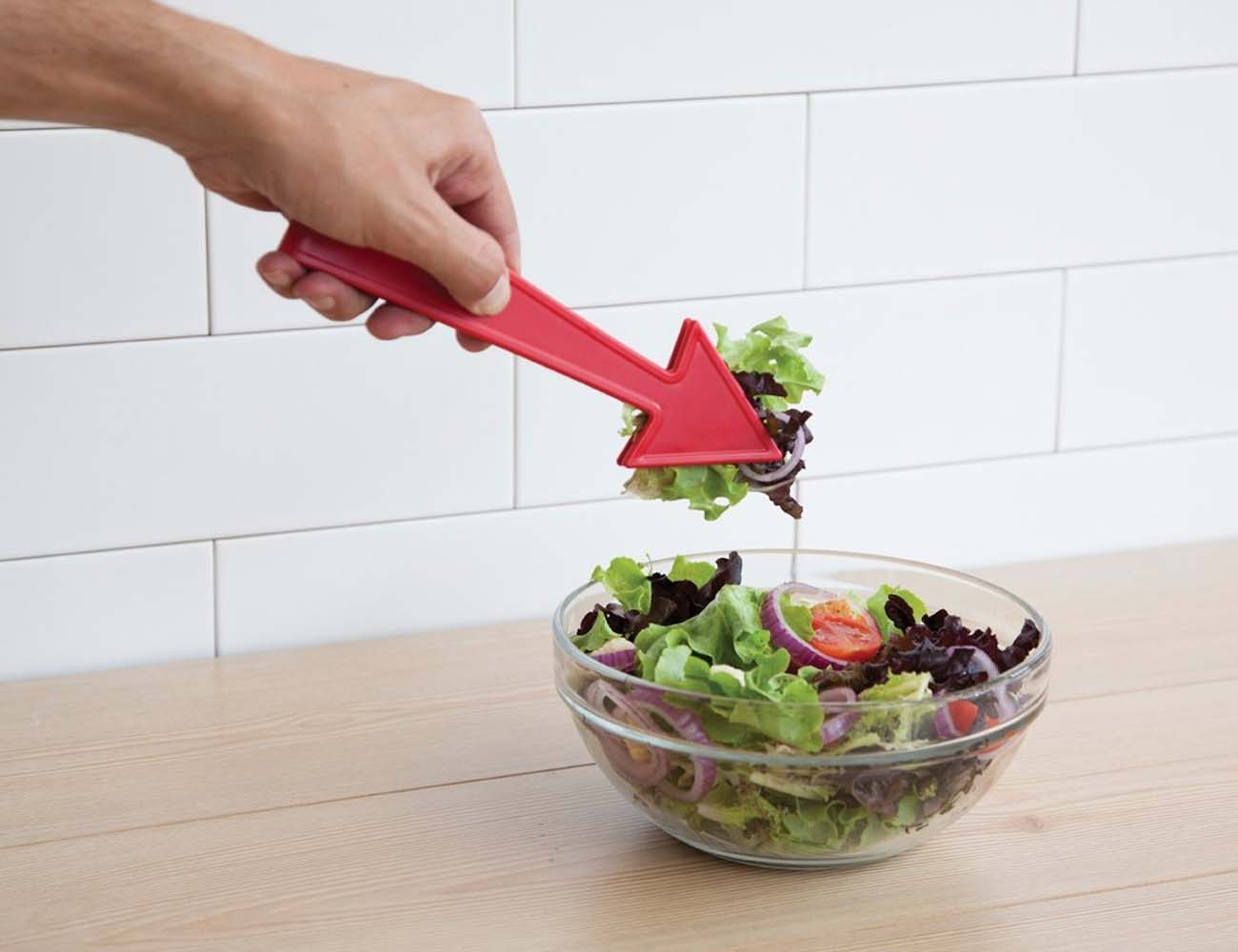Pointer Salad Servers