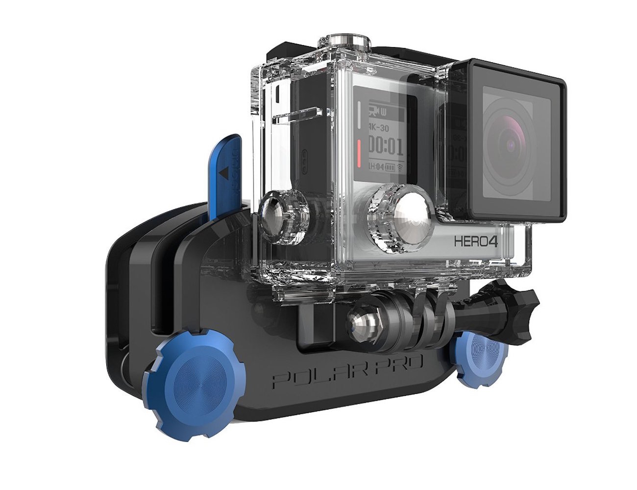 PolarPro StrapMount – Perfect Mount for GoPro Users