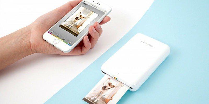 Polaroid zip printer review