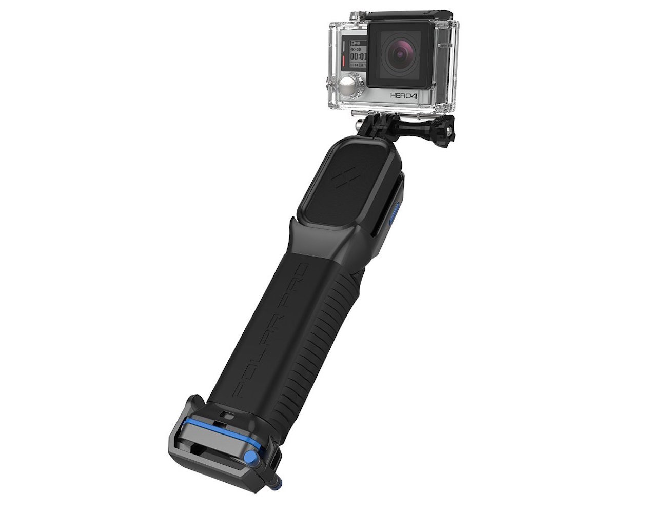 ProGrip – Floating GoPro Remote Grip with Dry Storage by PolarPro