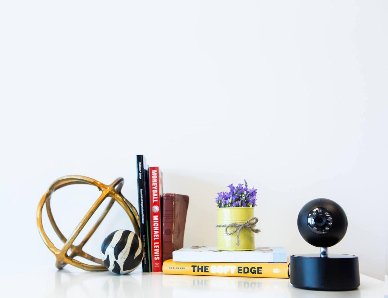 Remocam: Smart IoT Security Camera for Smart Homes