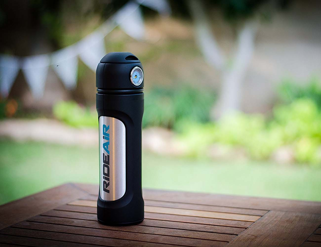 RideAir – The Next Generation Of Effortless Air Pumps