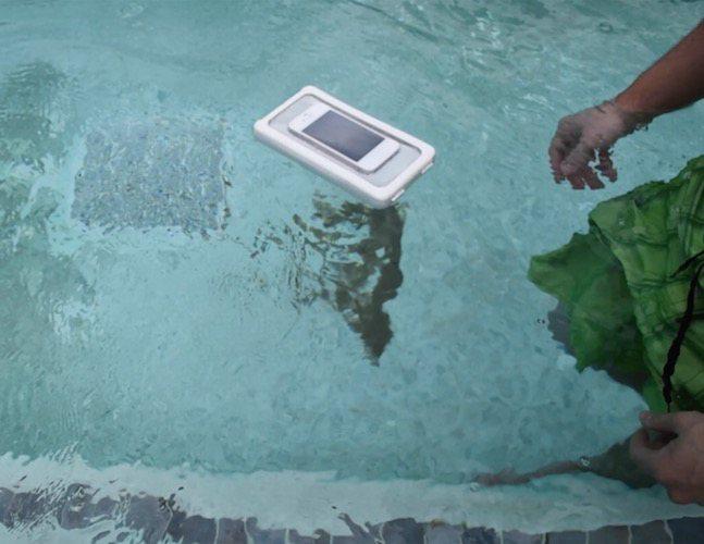 Shower Case Smartphone Holder