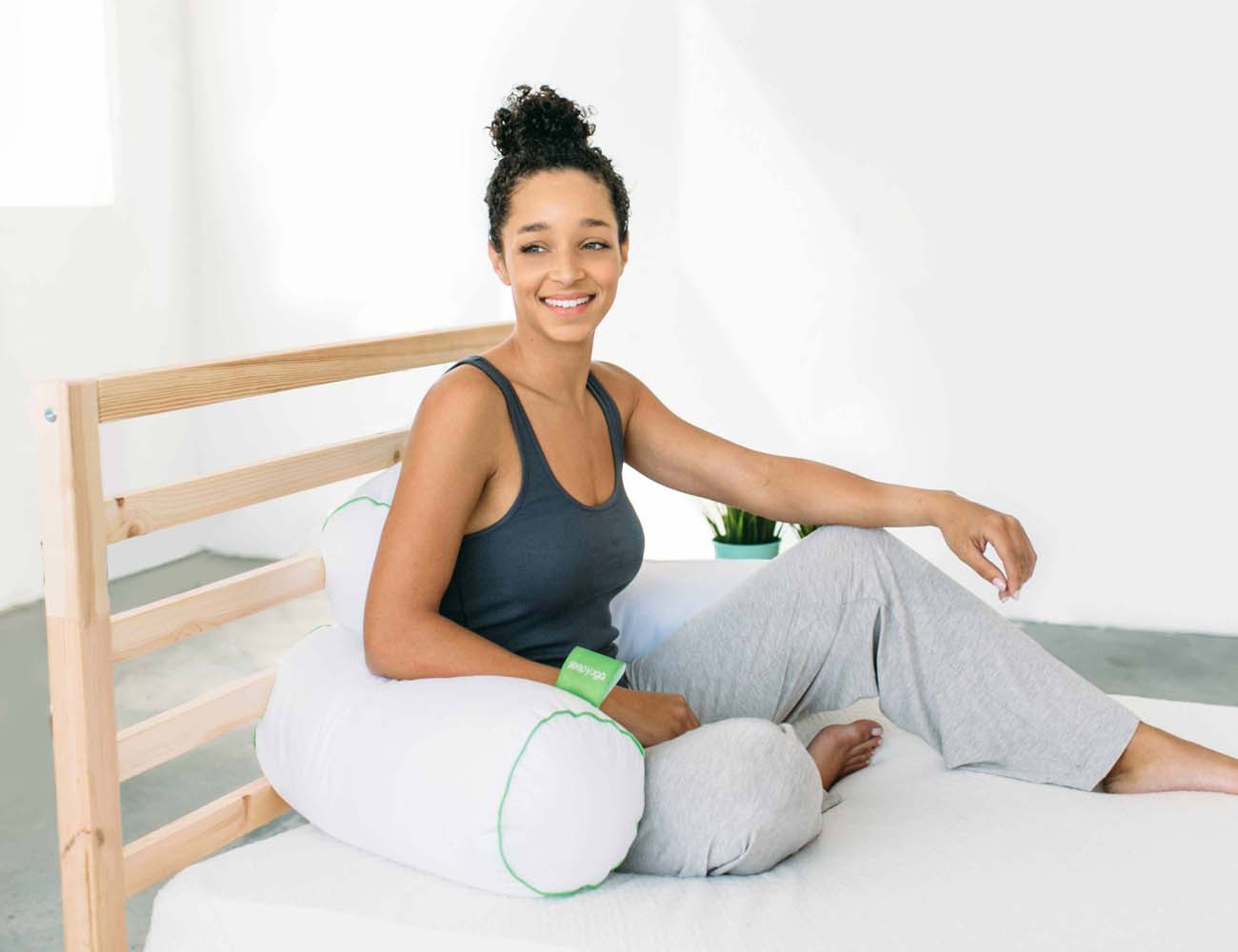 Sleep Yoga™ Posture Pillows – Improve Posture and Help Sleep