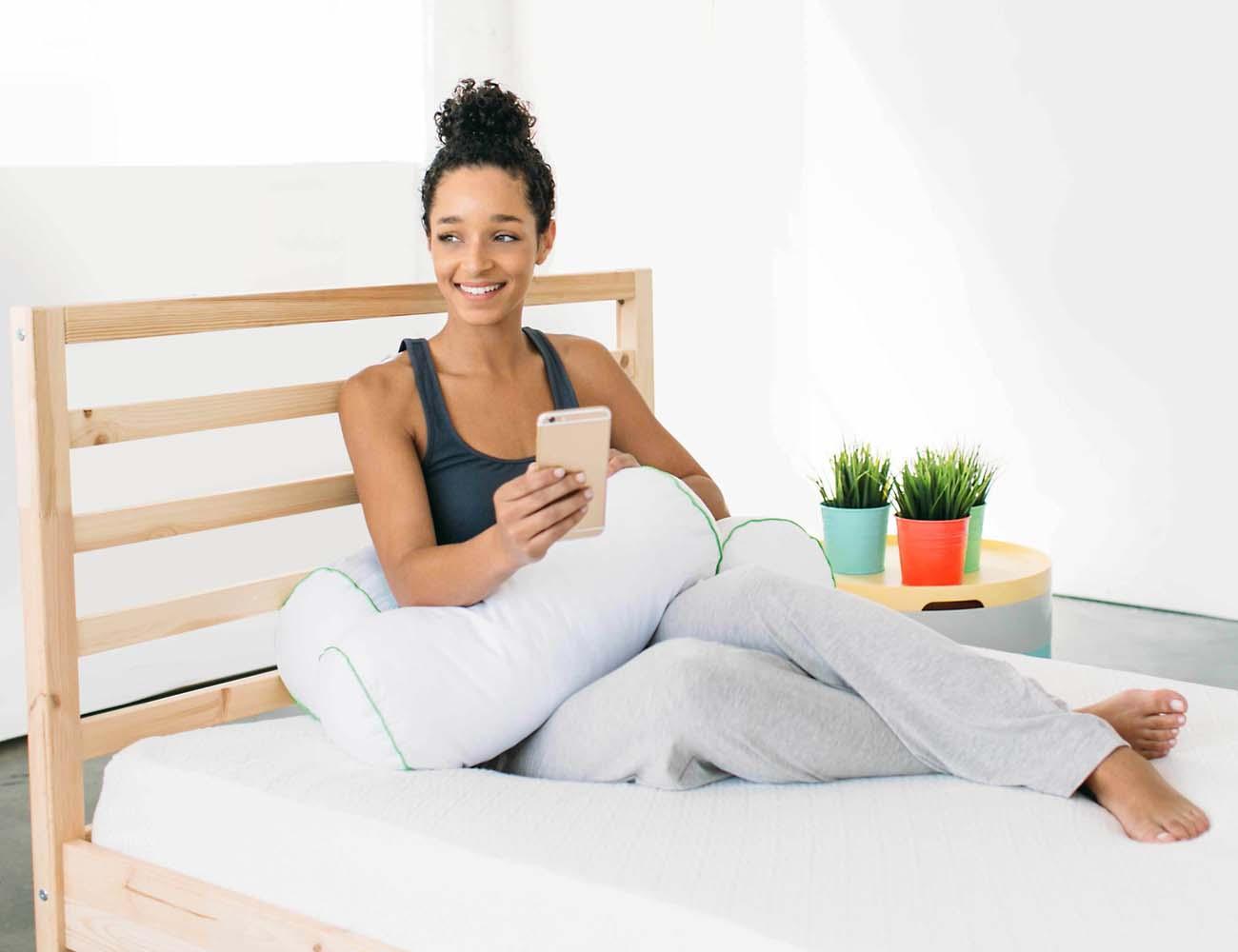 Sleep Yoga™ Posture Pillows – Improve Posture and Help Sleep