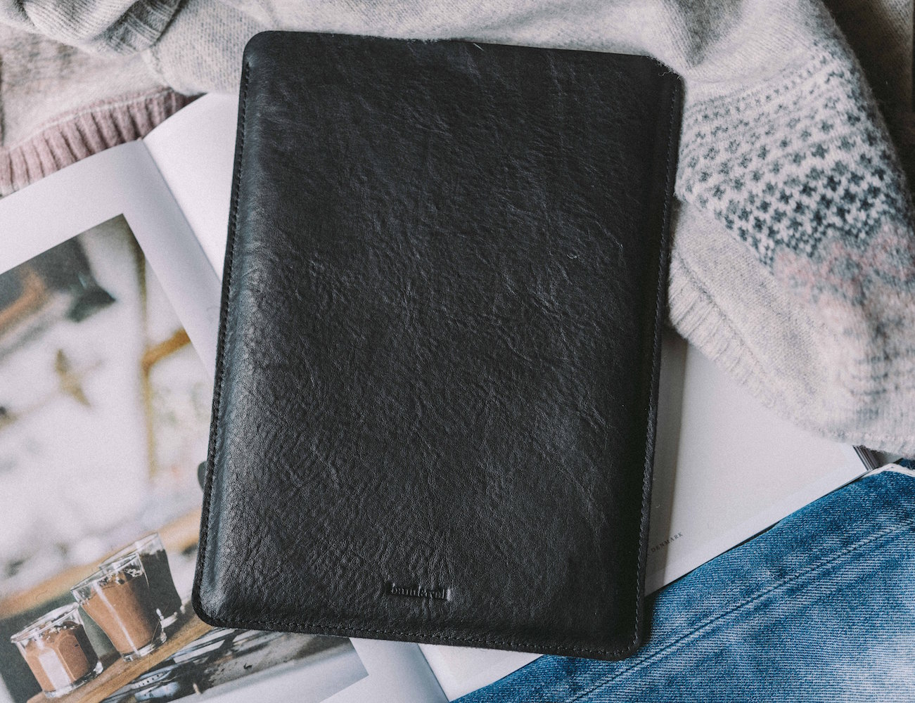 Sleeve Dandy for iPad by band&roll