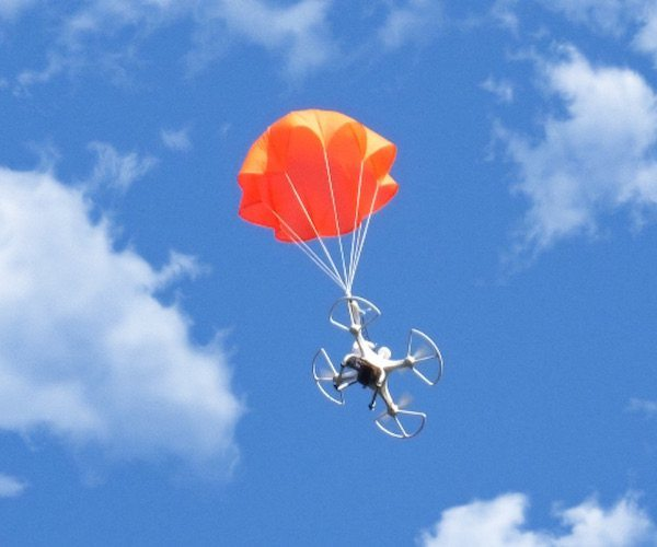SmartChutes – Drone Parachute Recovery System