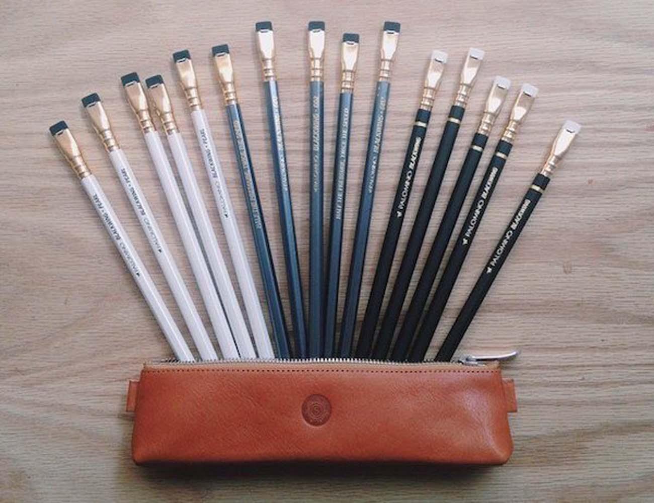 Sonnenleder – Simmel Pencil Case