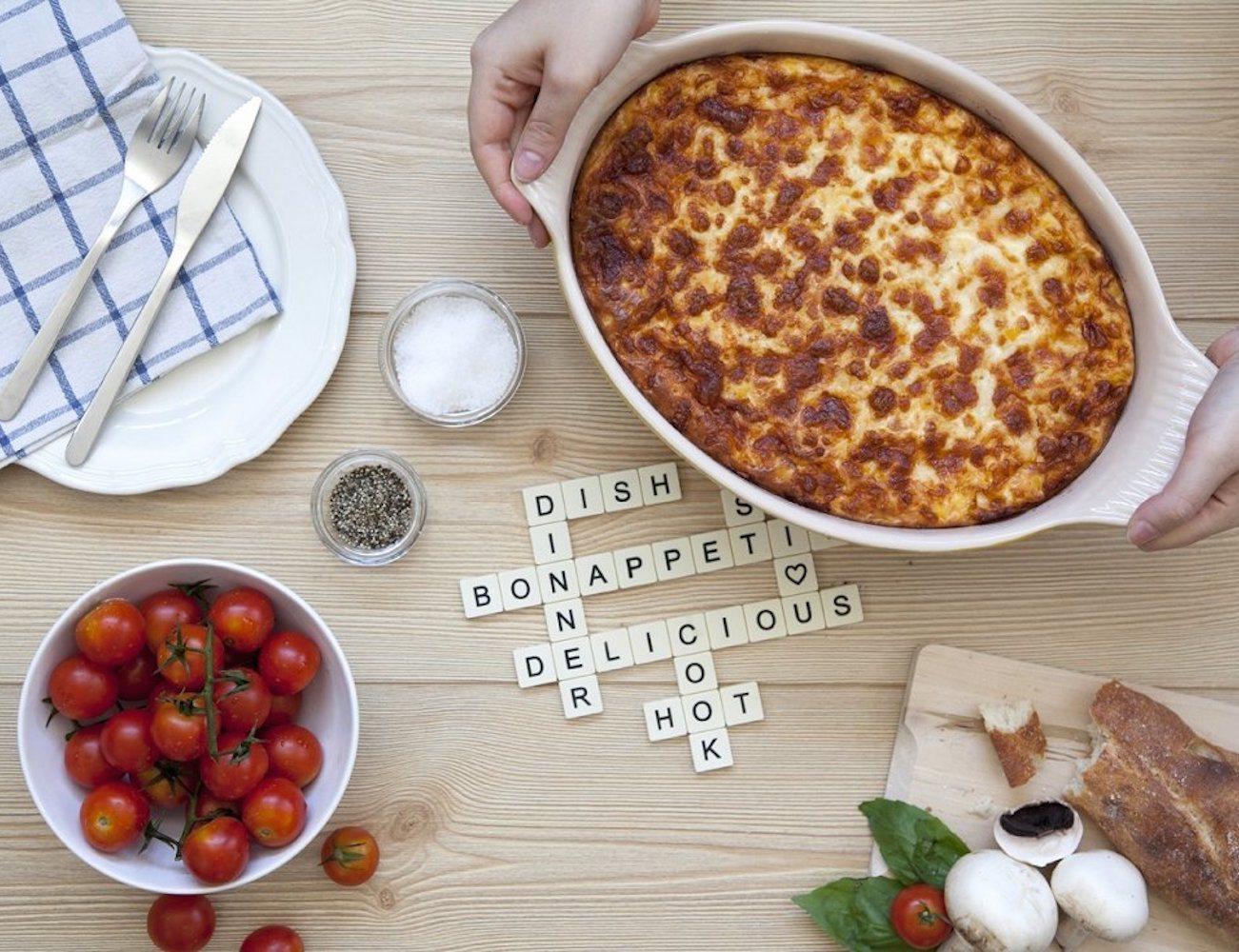 Subtext Trivet – Crossword Puzzle Trivet