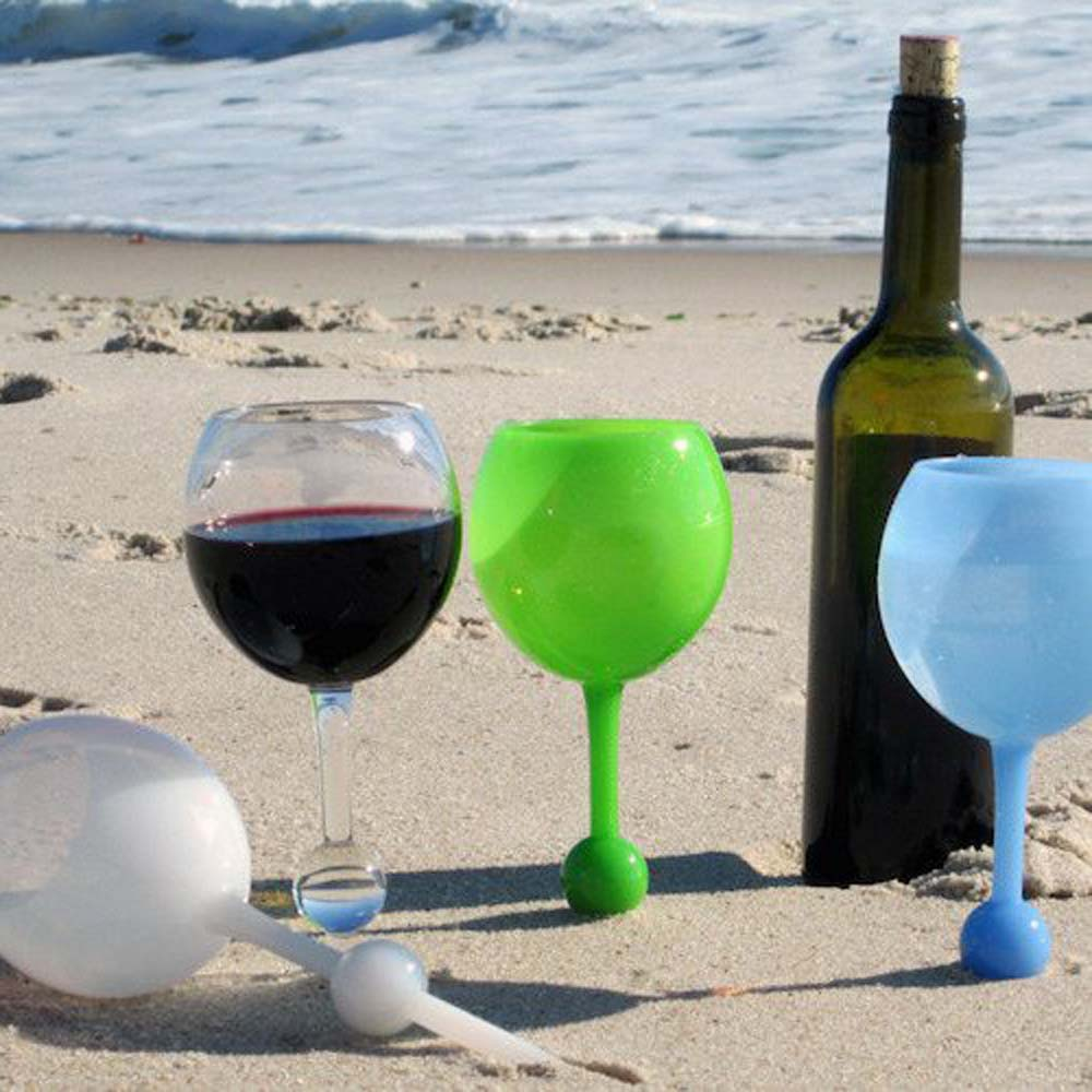 The Beach Glass – 12 Ounce Beverage Holder