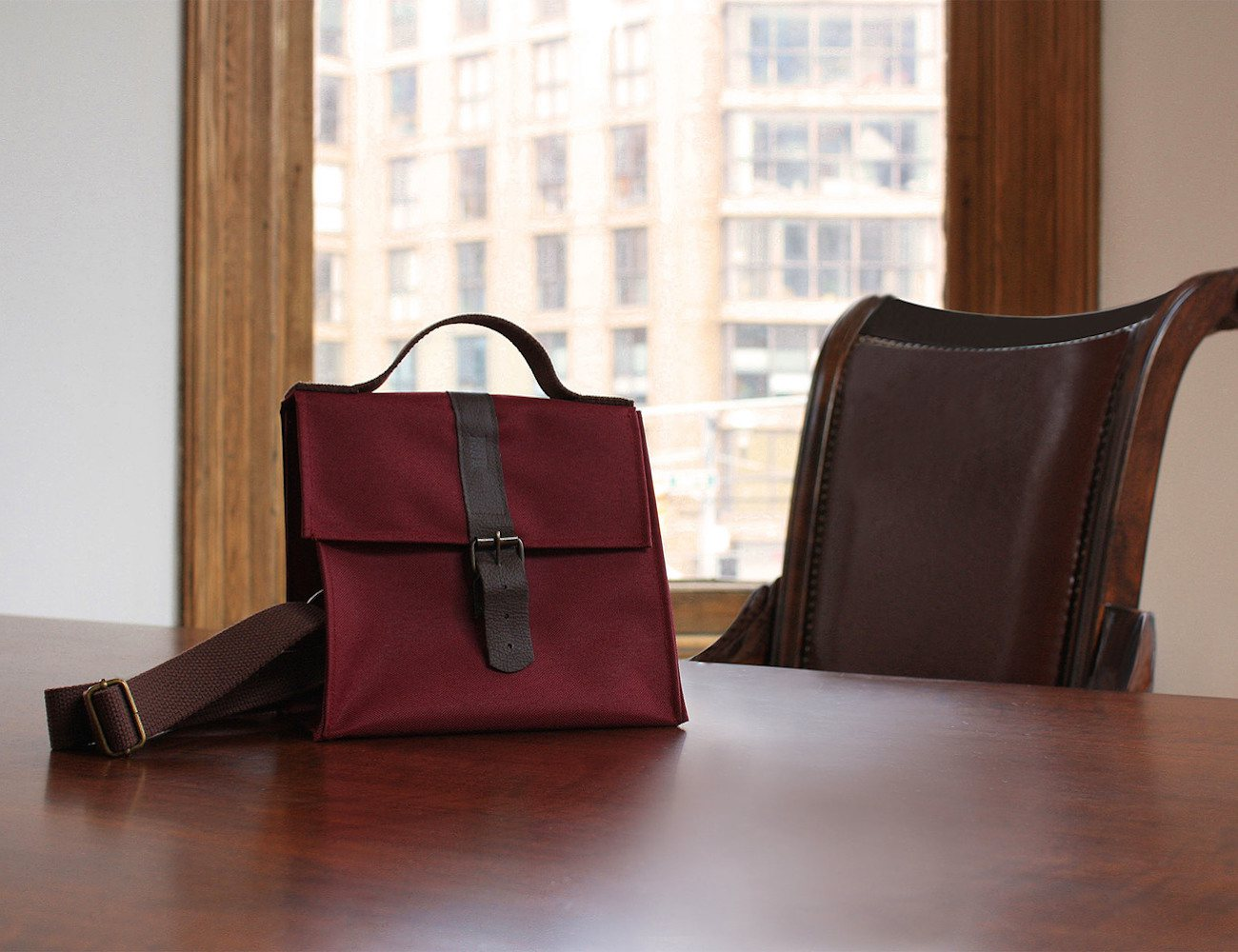 The Colborne Bag: The Design-Driven Lunch Bag
