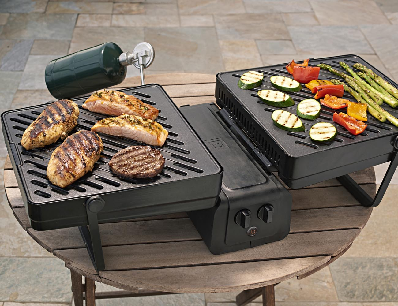 The Elevate Grill