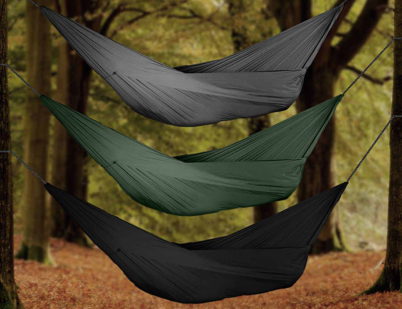 The GO! Hammock: Amazingly Comfortable, Durable & Portable