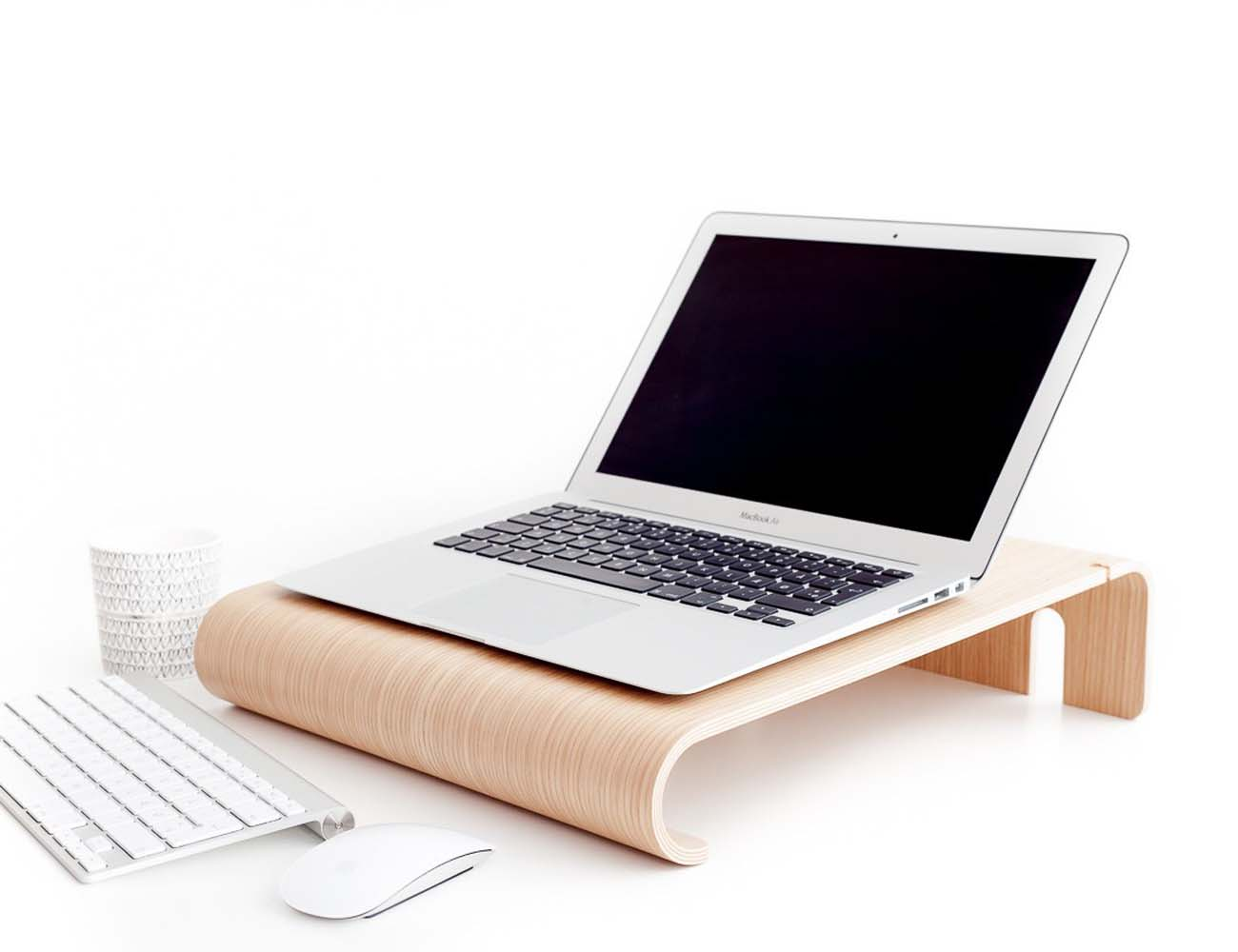 The MacBook Wall Desk