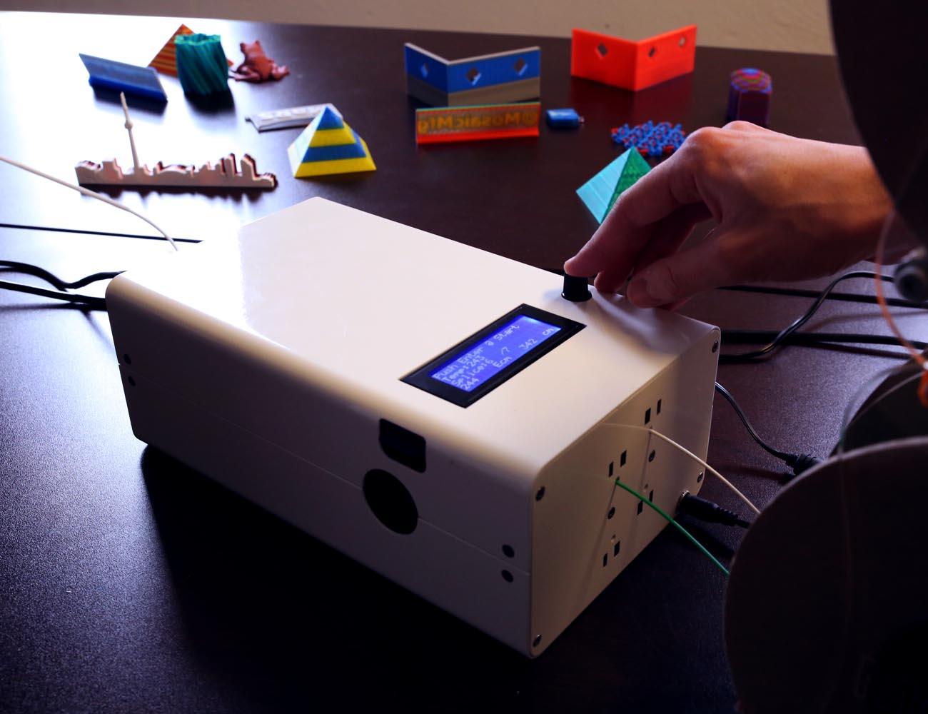 The Palette: 3D Printing Evolved