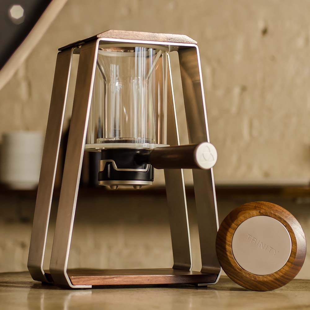 The Trinity ONE: Specialty Coffee Brewer