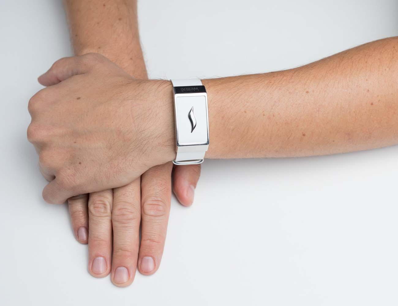 The WellBe – World's First Mindfulness Bracelet for Emotional Balance