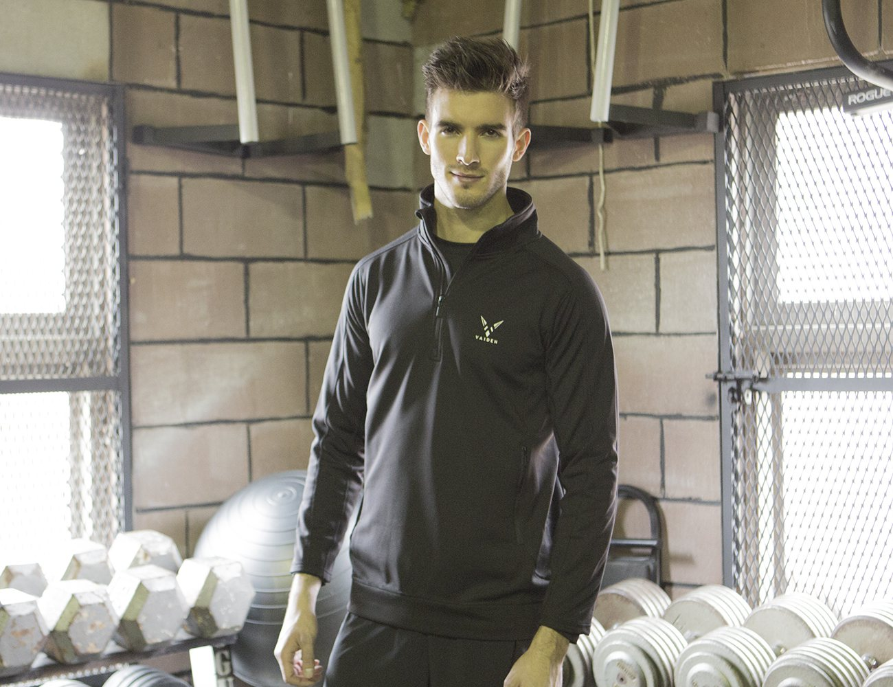 Vaiden Astronaut Workout Apparel
