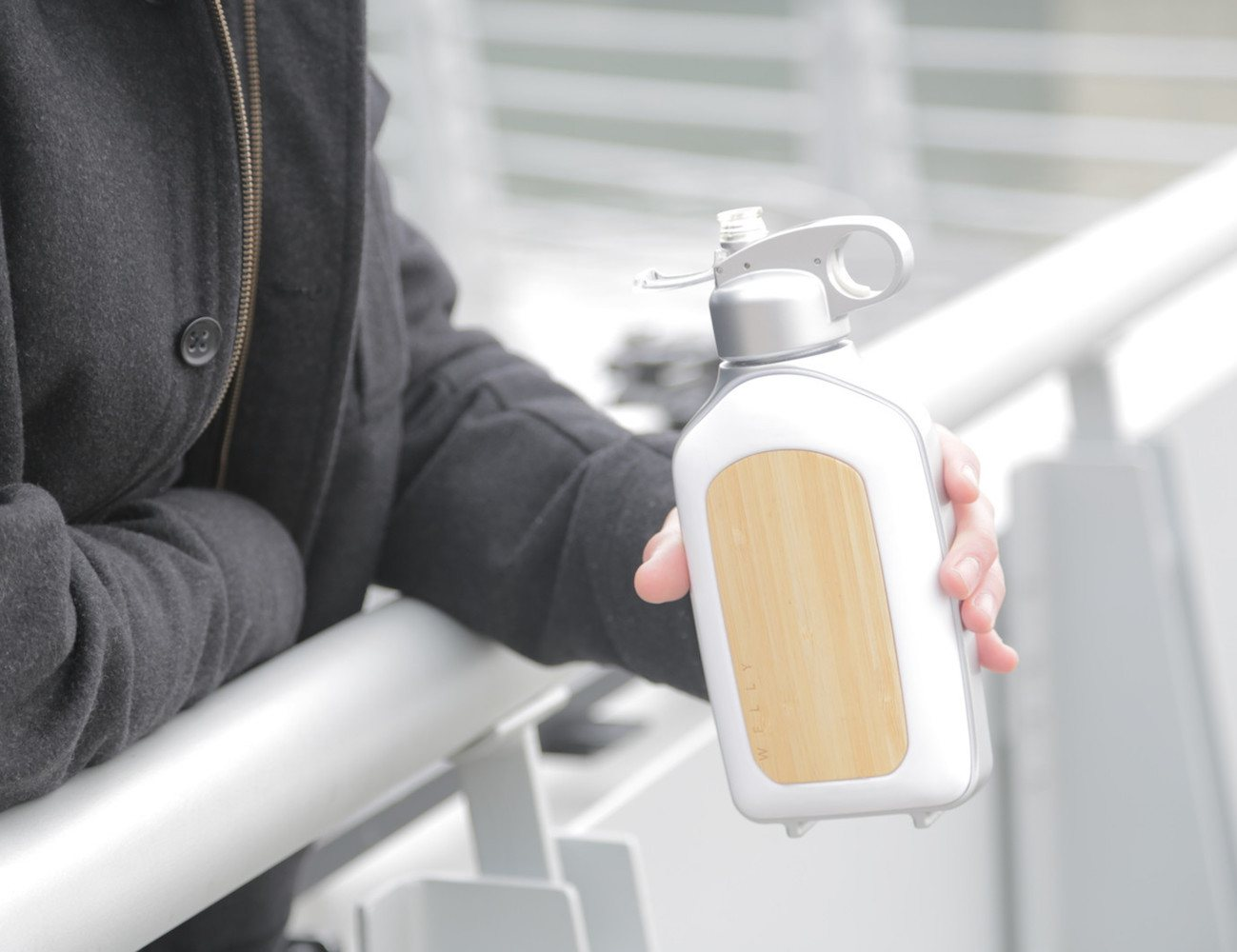 WELLY Bottle: Filtered Water On The Go