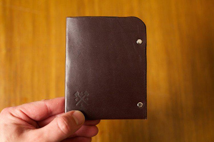 Wallet Espresso By Arcane Supply Co.