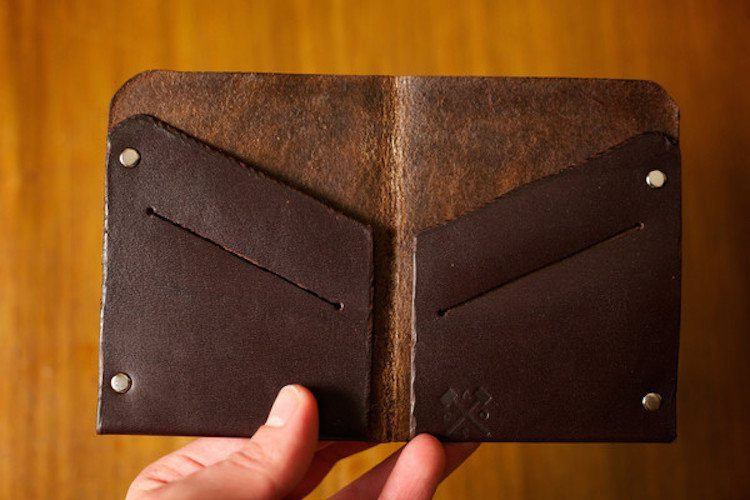 Wallet Espresso By Arcane Supply Co.