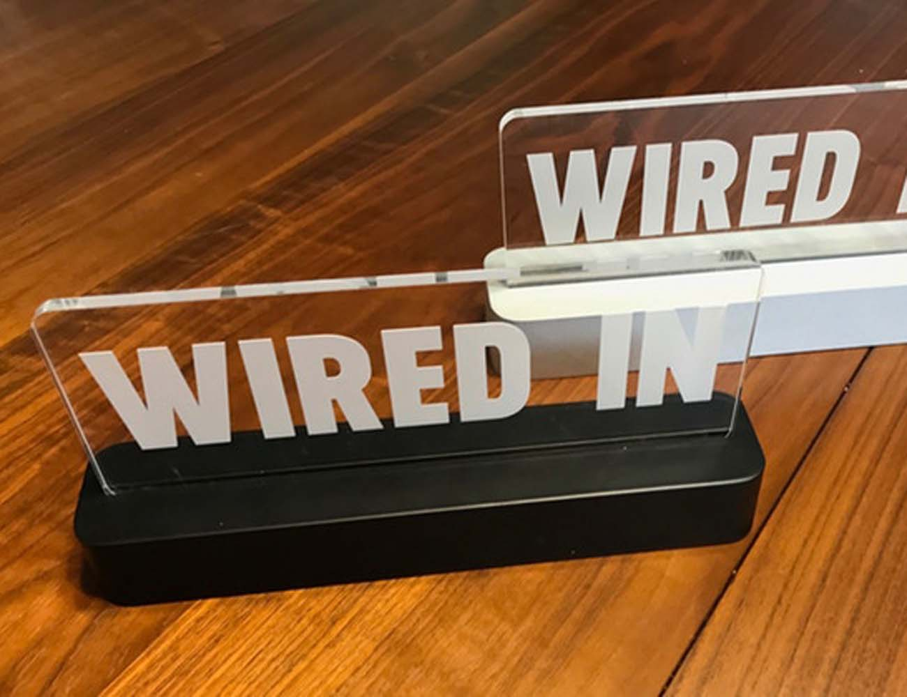 Wired In – Wireless Productivity Sign With Arduino & HomeKit