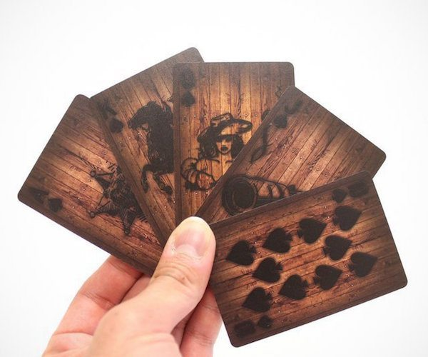 Wood+Deck+Of+Cards
