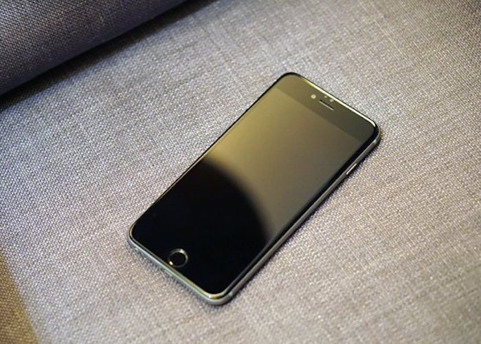 World's First 3D Curved Glass iPhone6/6PLUS
