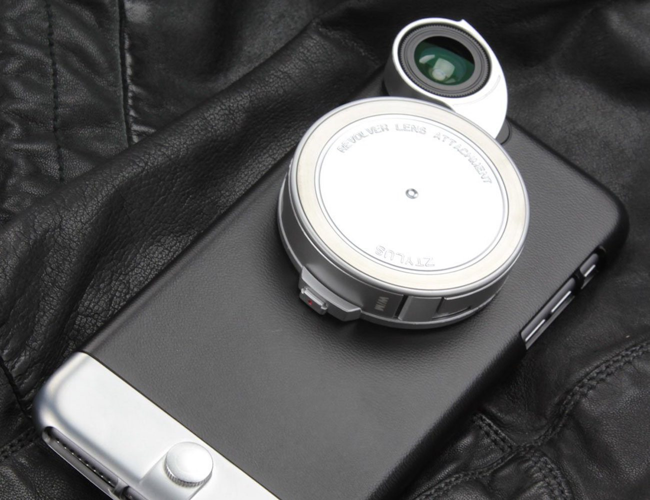 Ztylus – iPhone 6 Plus Metal Case and Lens Adapter Kit