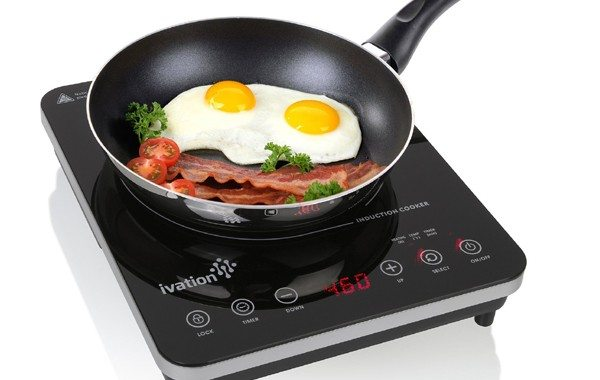 Ivation 1800 Watt Portable Induction Cooktop – Amazing Destination For Flameless Cooking