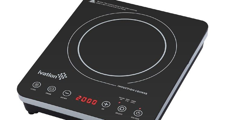 Ivation Induction Cooktop review
