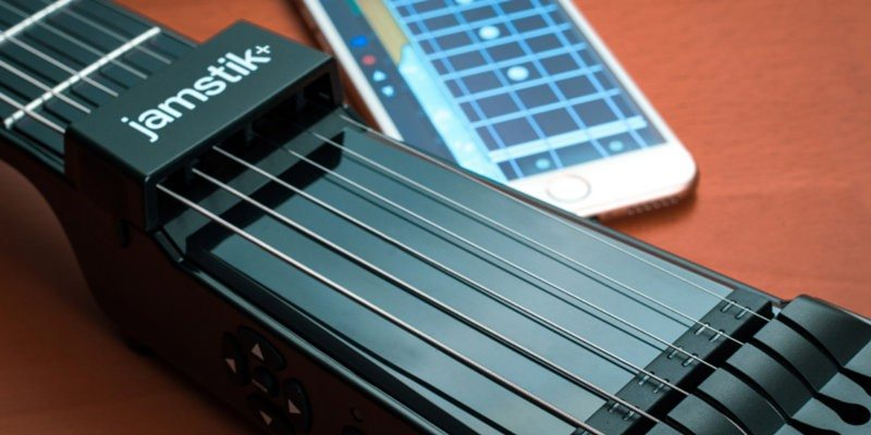 jamstik+ smart wireless guitar