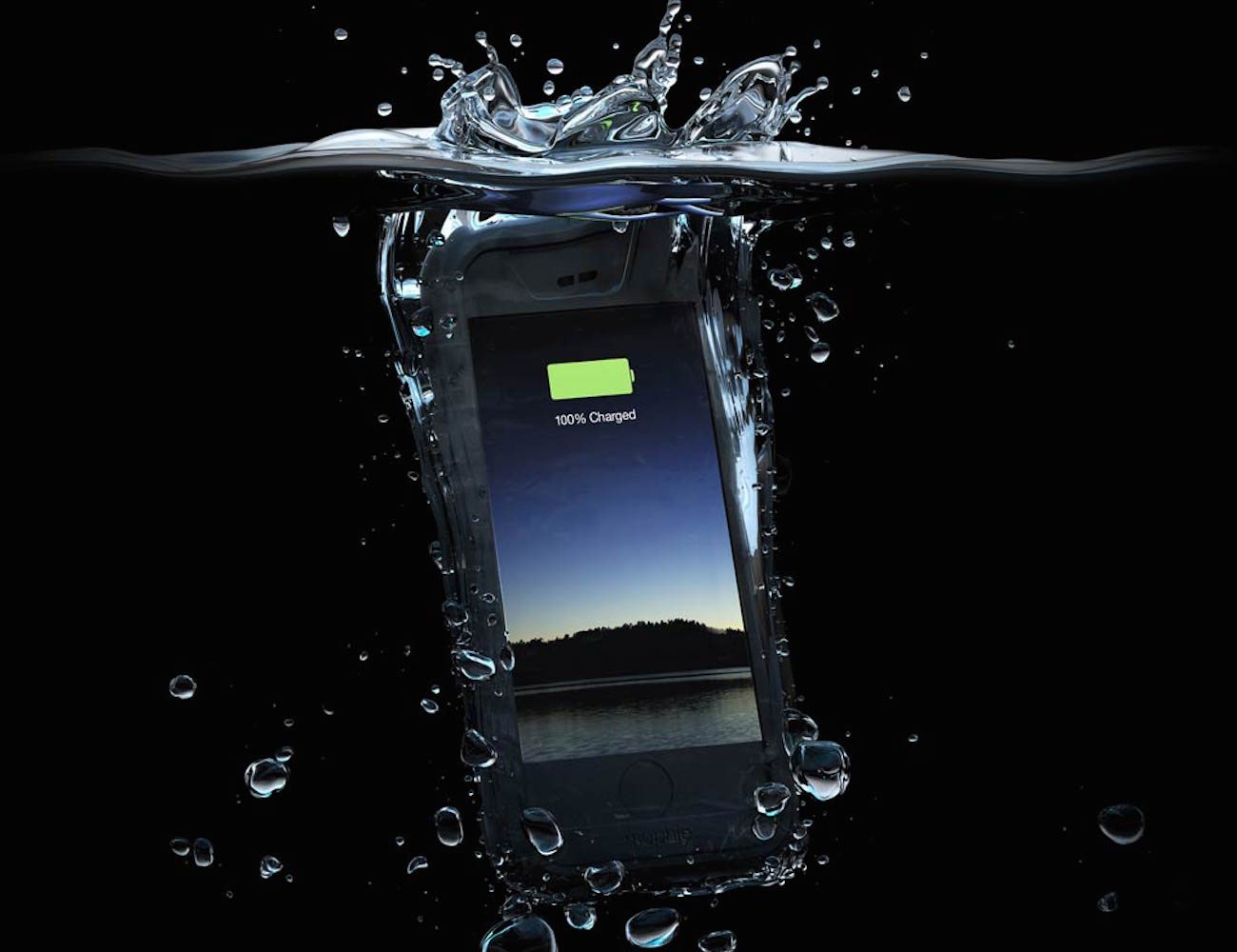 Juice Pack H2PRO – Waterproof iPhone 6 Case