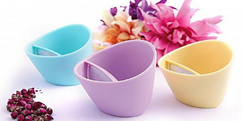 magisso Tea-Cup New Pastel Color