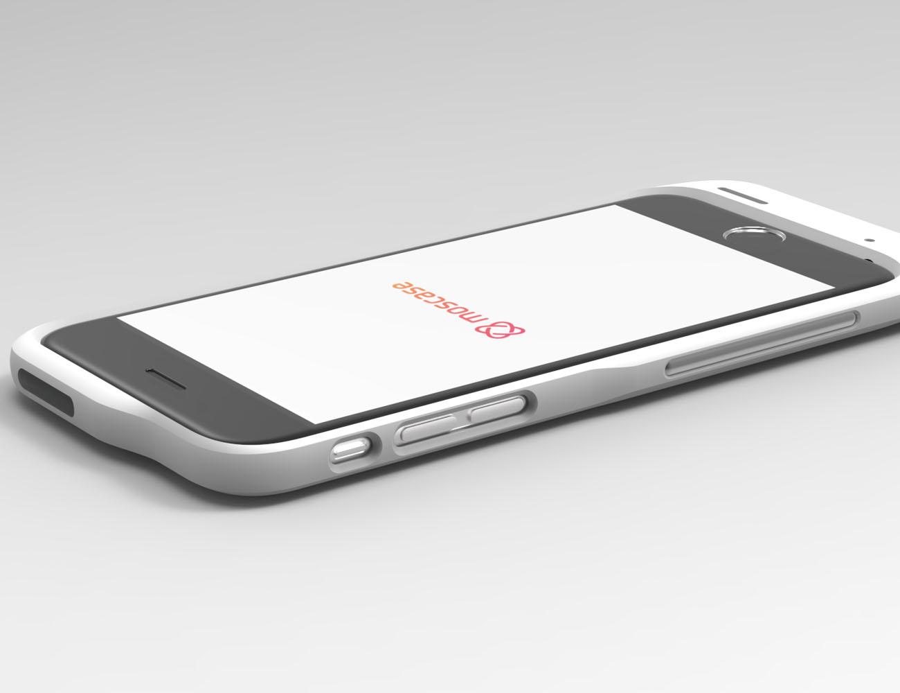 moscase – The Smartest Phone Case Ever Designed