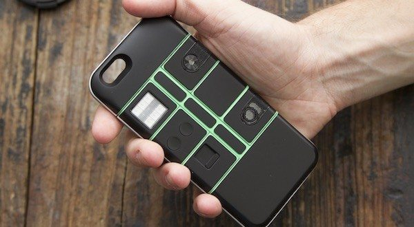 The Nexpaq Case Lets You Pimp Out Your Phone with Impressive Extra Features