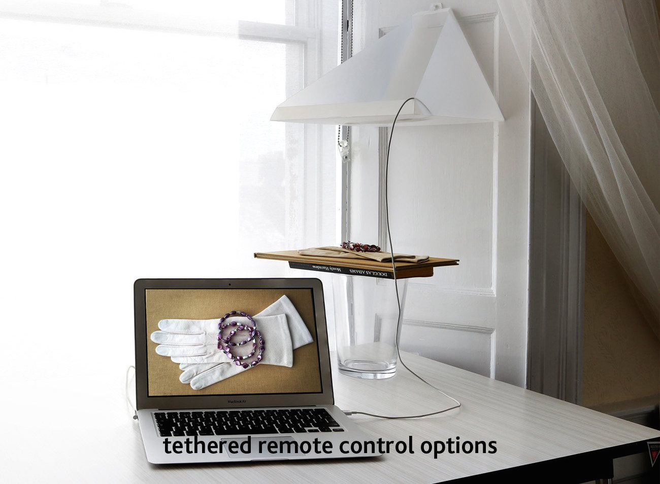 Rostrum Camera Stand for Remote Overhead Photos and Video