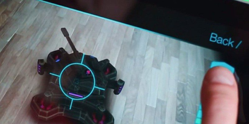 ARbot – Augmented Reality At It's Very Best