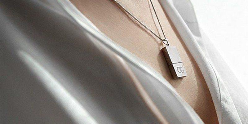 OG USB Necklace