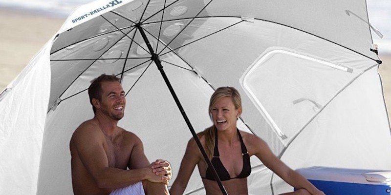 Portable Sun and Weather Shelter by Sport-Brella